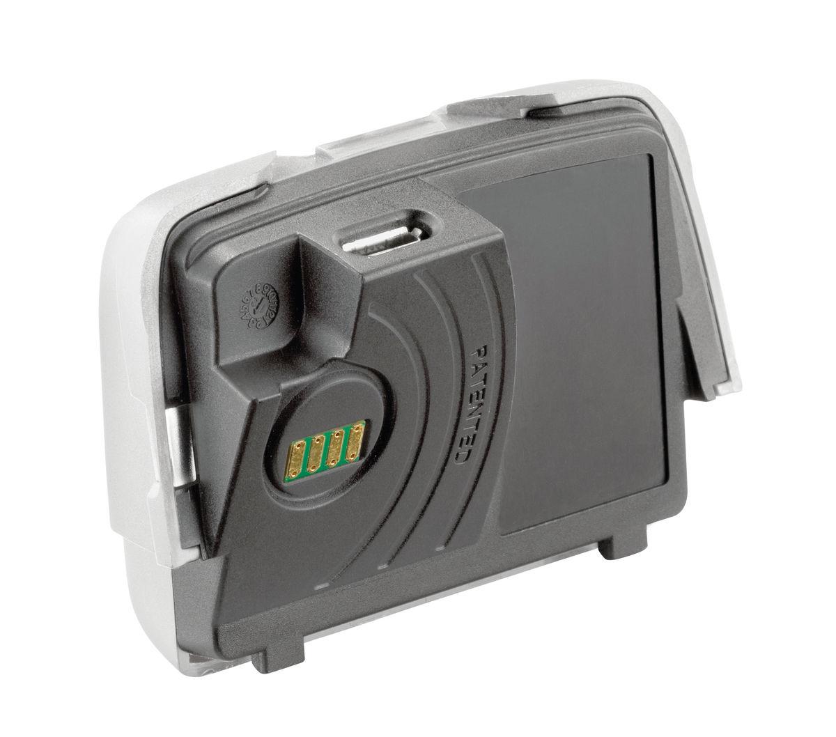 Petzl Accu Reactik / Reactik compatible Tikka R+ / Tikka RXP - Batterie rechargeable