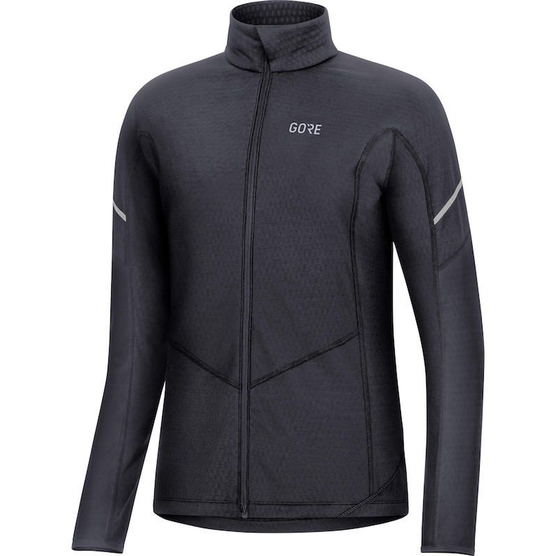 Gore Wear Thermo Long Sleeve Zip Shirt - Polaire femme