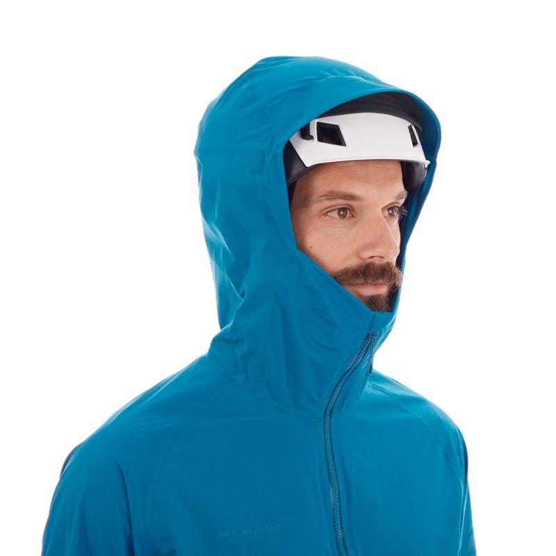 Mammut Masao Light HS Hooded Jacket - Veste imperméable homme