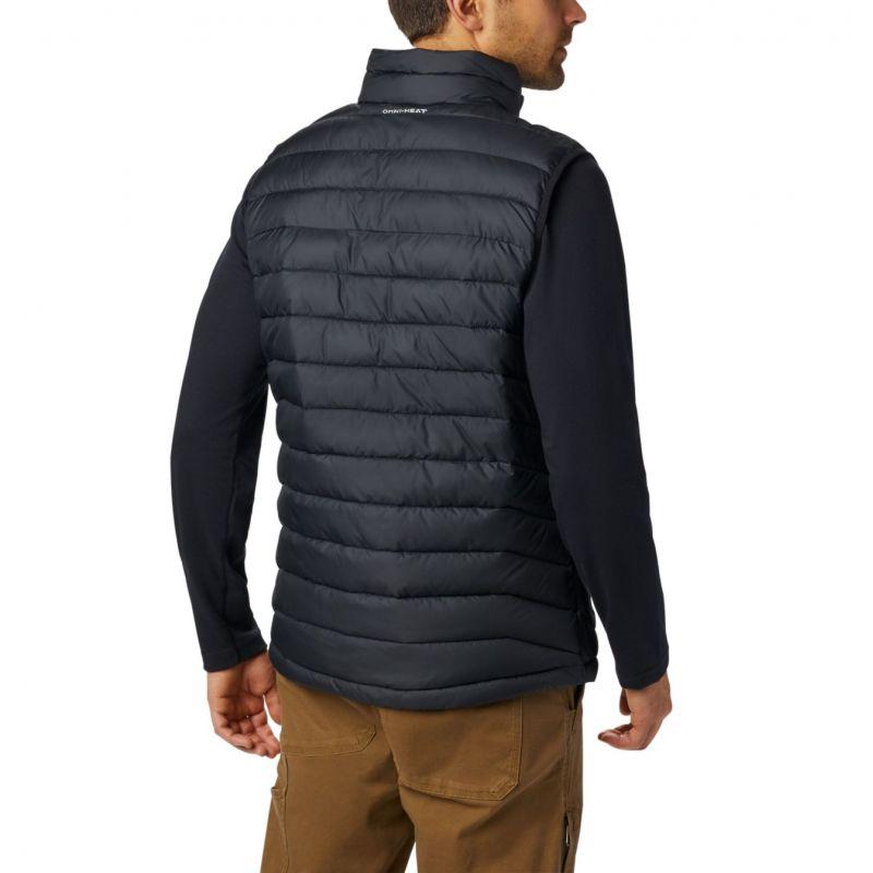 Powder Lite Vest Chaqueta de fibra sintética Hombre