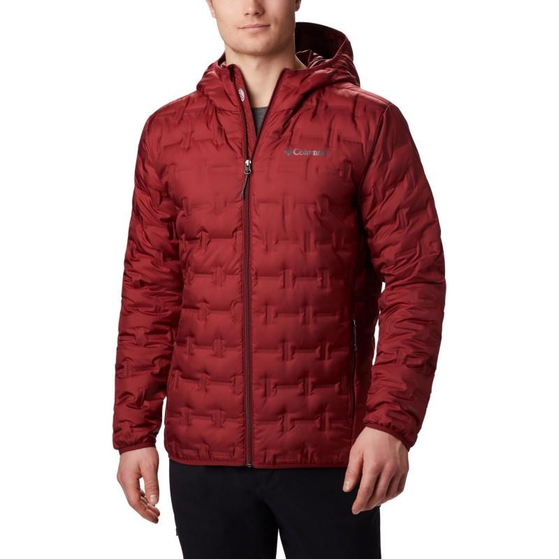 Delta Ridge Down Hooded Jacket Hybridjacke Herren