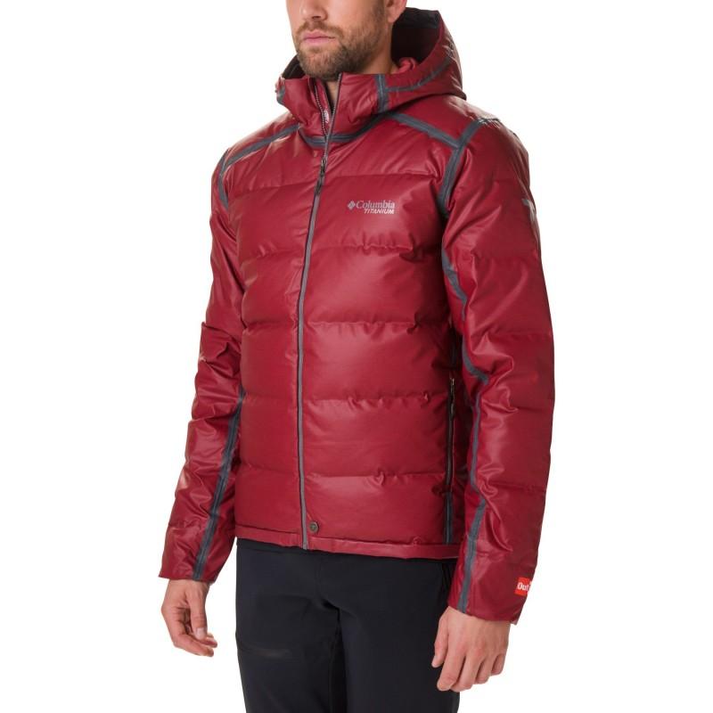 Columbia OutDry Ex Alta Peak Down Jacket Hybridjacke Herren
