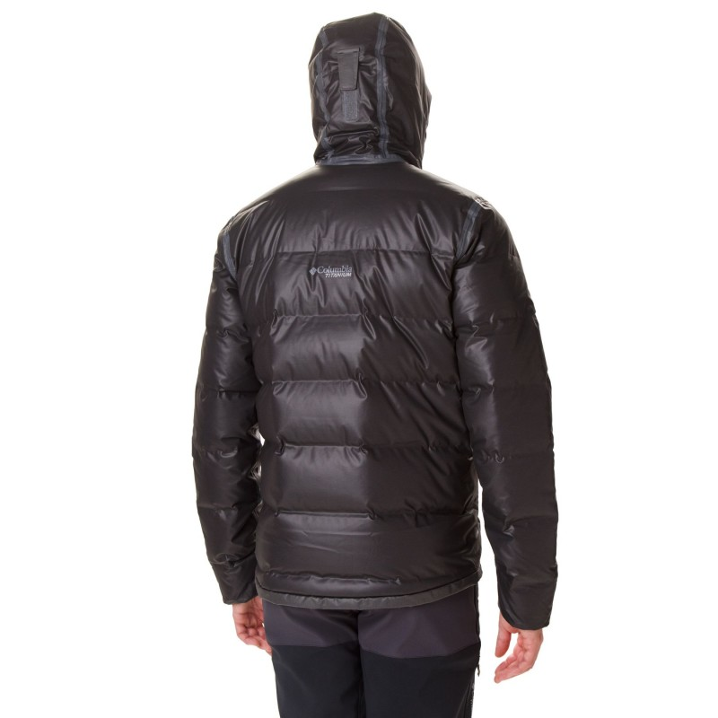 OutDry Ex Alta Peak Down Jacket Hybridjacke Herren