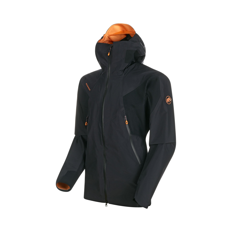 Mammut Nordwand HS Flex Hooded Jacket - Veste imperméable homme