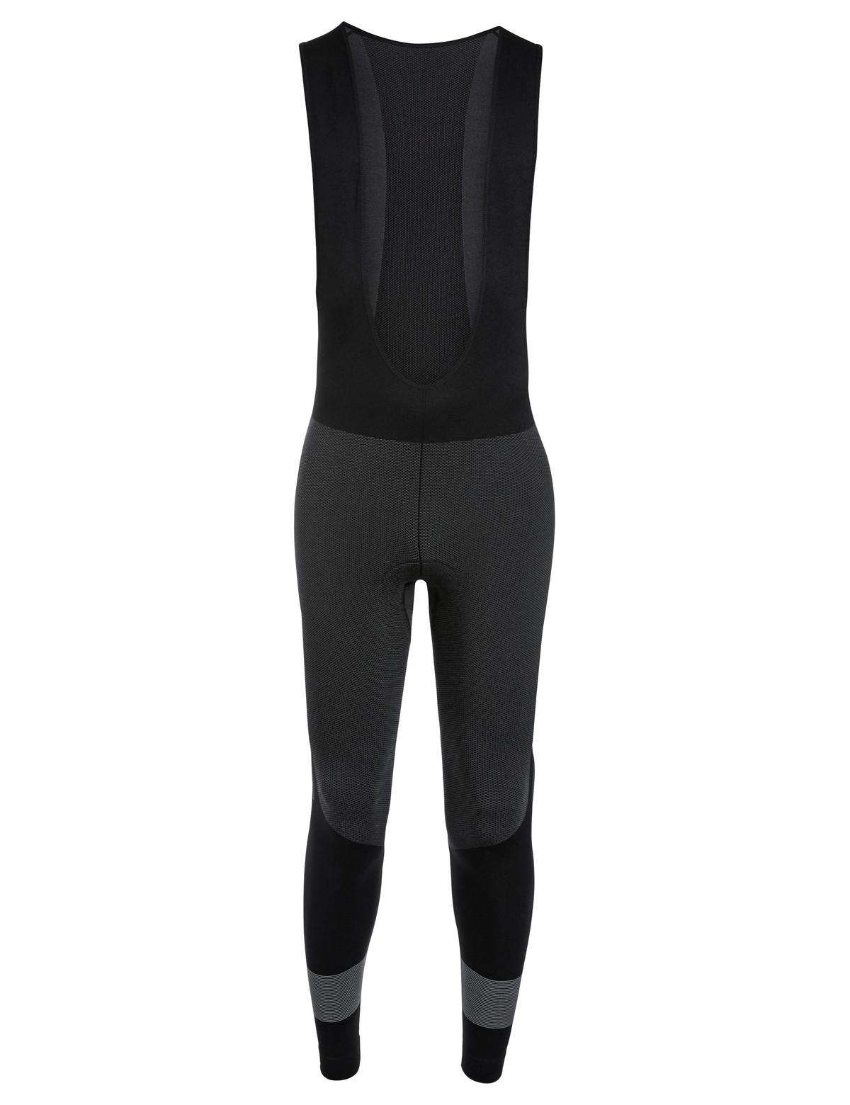 Vaude Men's SQlab LesSeam Bib Tights - Pantalon softshell homme