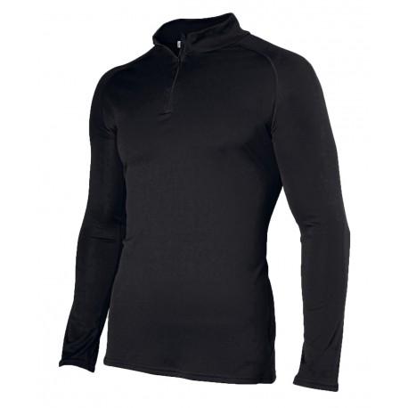 dernière conception promotion spéciale 100% authentique Easy Body 4 col zippé - T-Shirt homme