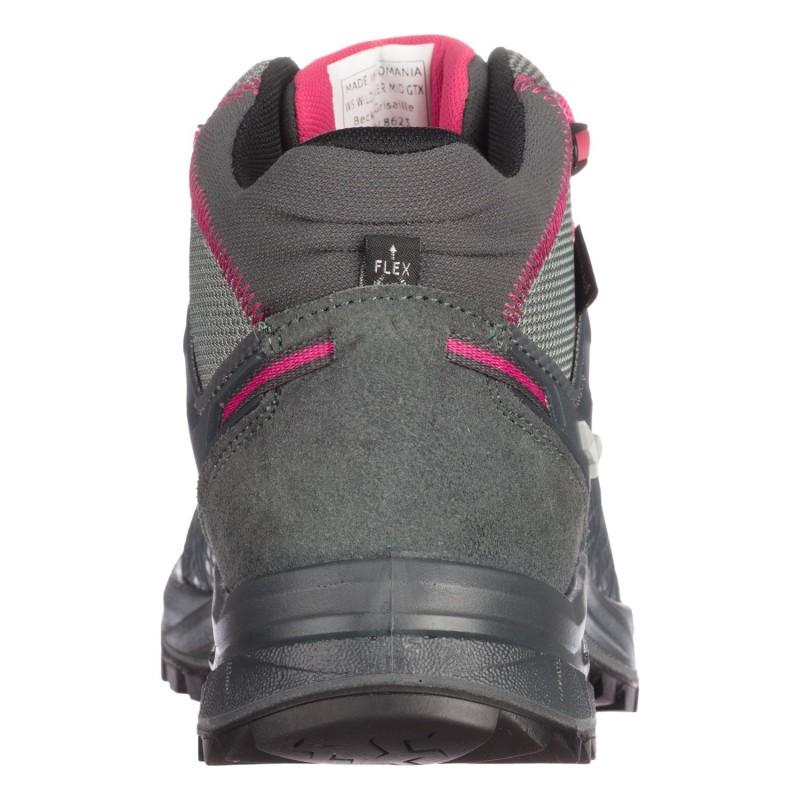 Salewa WS Wild Hiker Mid GTX Chaussures de Randonn/ée Hautes Femme