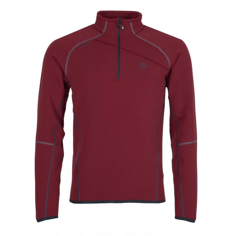 Ternua /® Mode 1//2 Zip LS M Camiseta Hombre