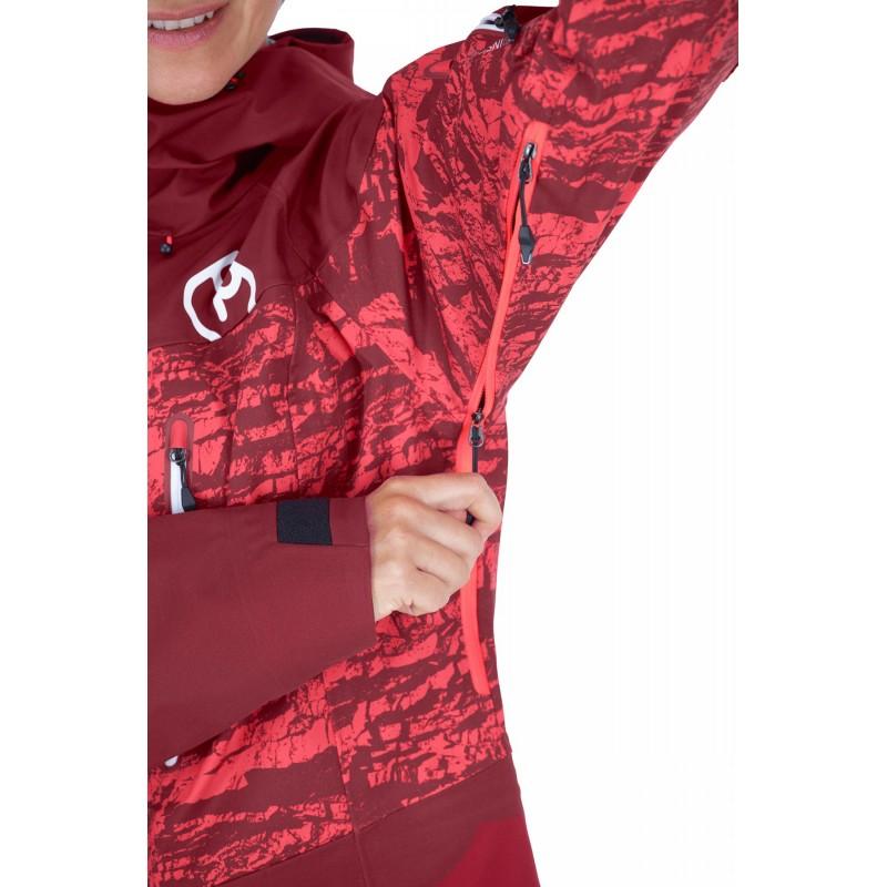 3L Guardian Shell Jacket Veste ski femme