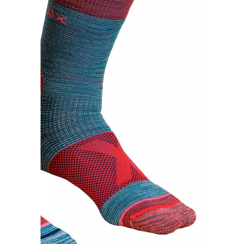 Ortovox Alpinist Mid Socks - Chaussettes randonnée femme