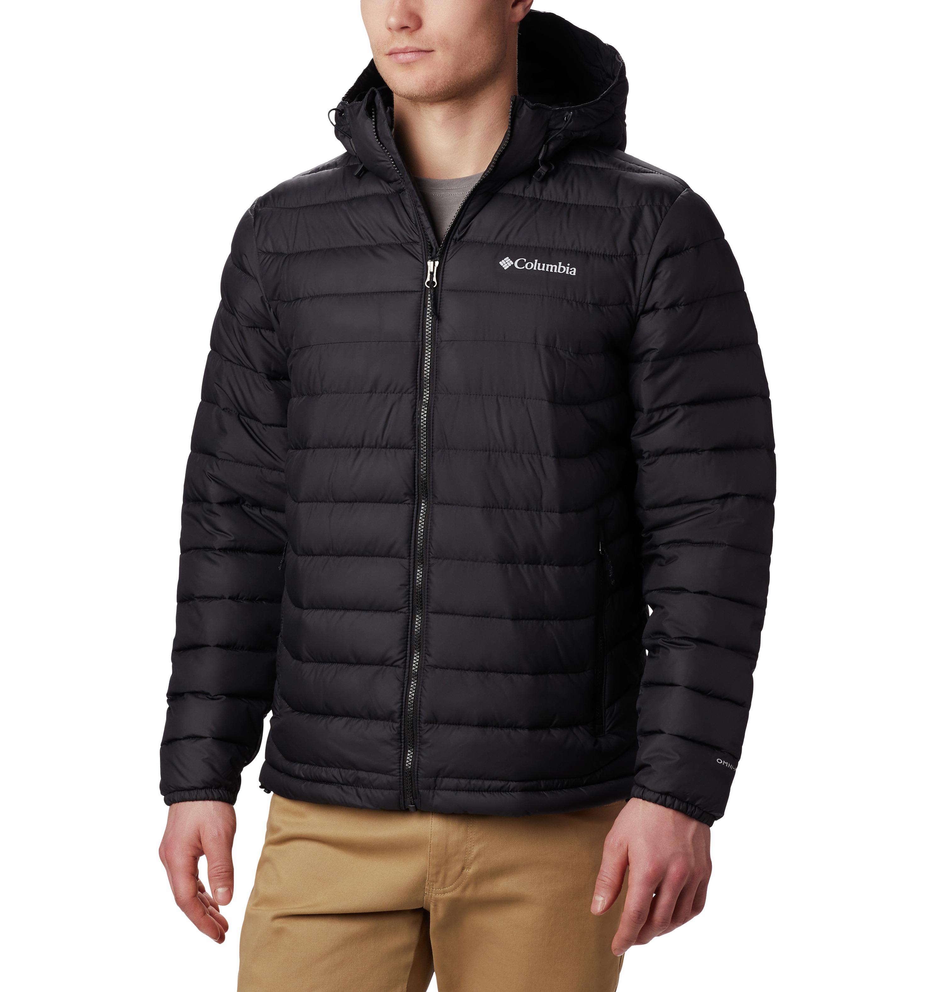 Columbia Powder Lite Hooded Jacket - Doudoune homme