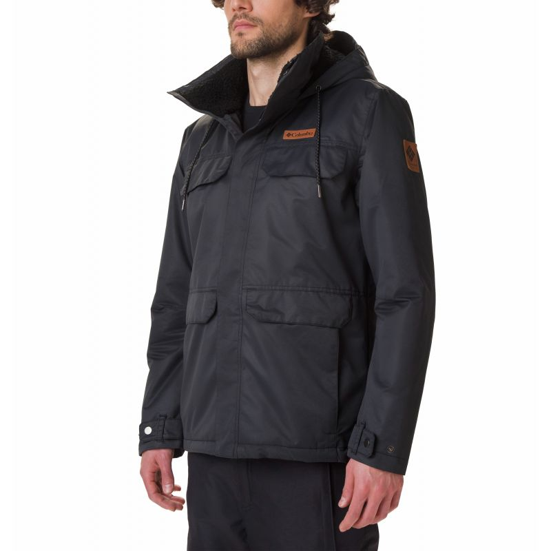 Columbia South Canyon Lined Jacket - Veste imperméable homme