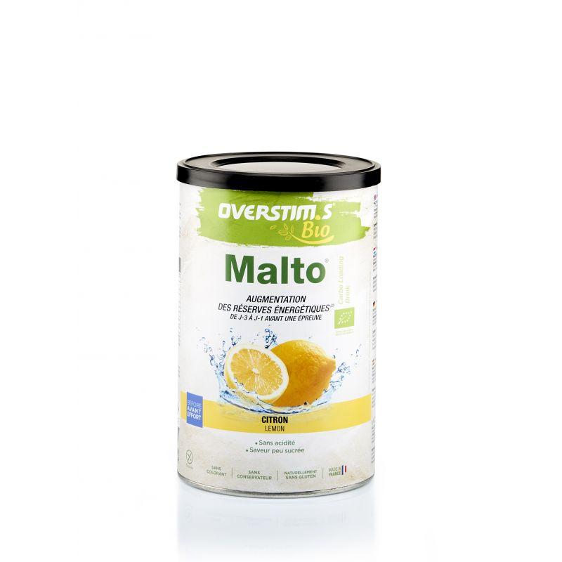 Overstim.s Malto Antioxydant Bio - Boisson énergétique