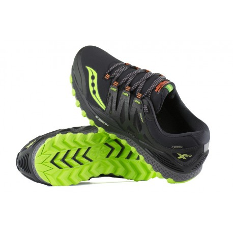 Saucony Gtx® Iso Xodus Trail Chaussures Homme rHqrEAw