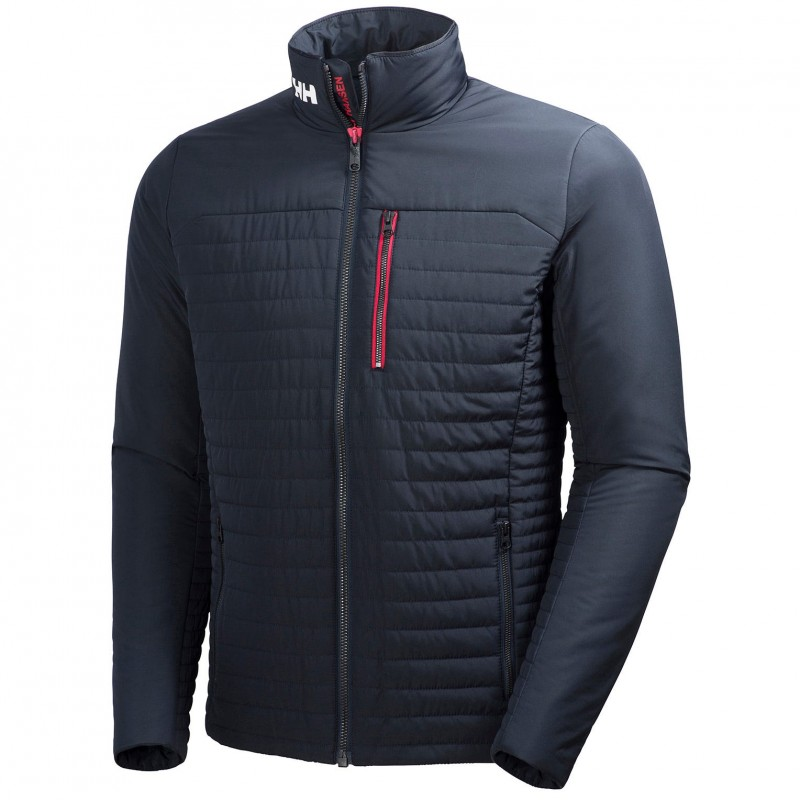 Doudoune Helly Hansen Crew Insulator Jacket Couleur Navy