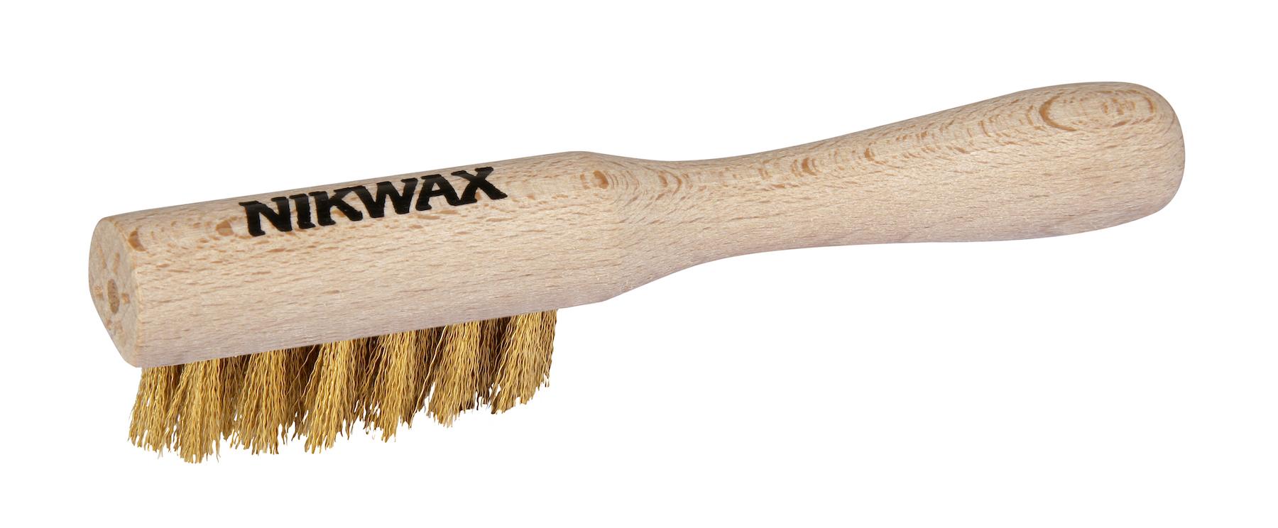 Nikwax Brosse chaussures spécial nubuck