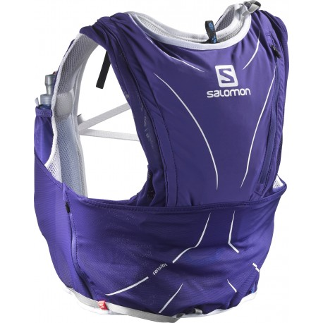 fa14a42685b3 Salomon Advanced Skin 12 NH - Sac à dos trail