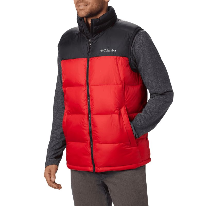 columbia flee jacke black fridat