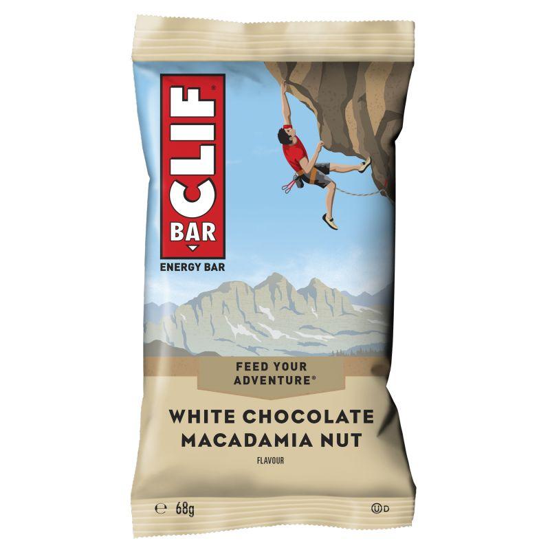 Clif Bar Barre énergétique Clif Bar - Chocolat blanc et noix de macadamia