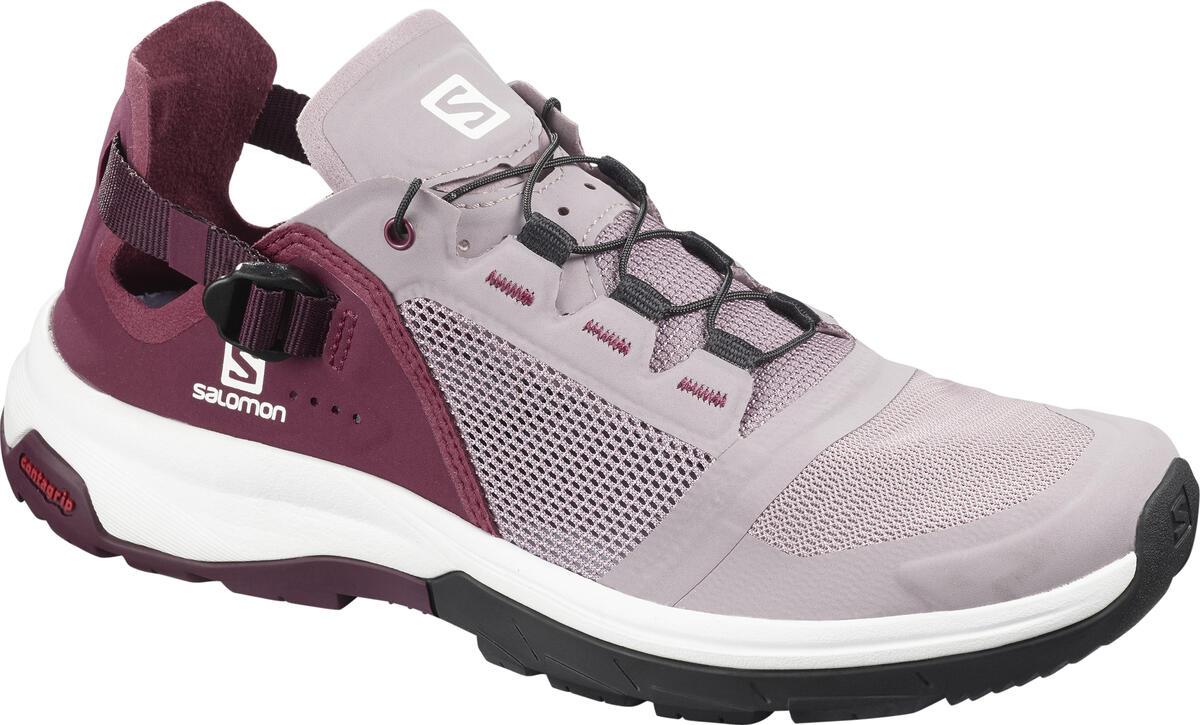 Salomon Techamphibian 4 W - Chaussures randonnée femme