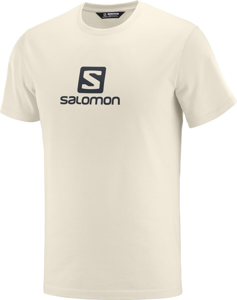 Salomon Coton Logo - T-shirt homme