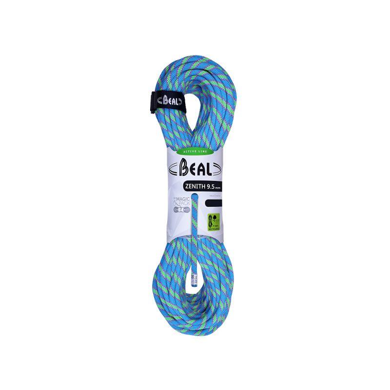 Beal Zenith 9,5 mm - 60 m - Corde à simple