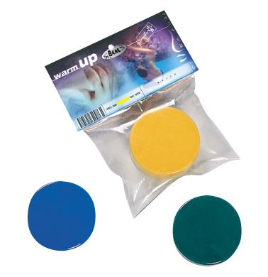 Beal Warm Up - Niveau Medium (verte) - Balle en silicone