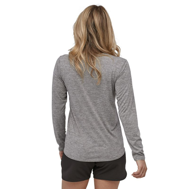 Patagonia L/S Cap Cool Daily Graphic Shirt - T-shirt femme