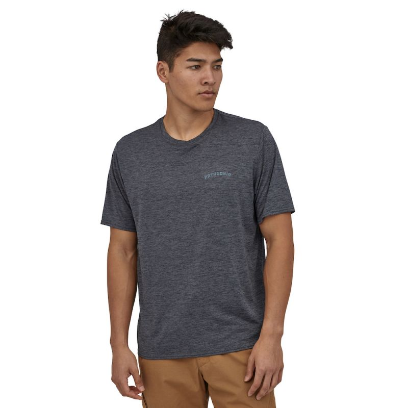 Patagonia Cap Cool Daily Graphic Shirt - T-shirt homme