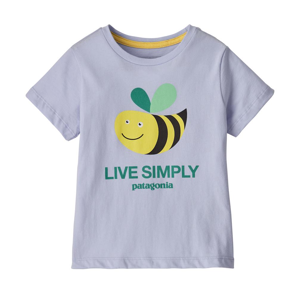 Patagonia Live Simply Organic T-Shirt - T-shirt bébé