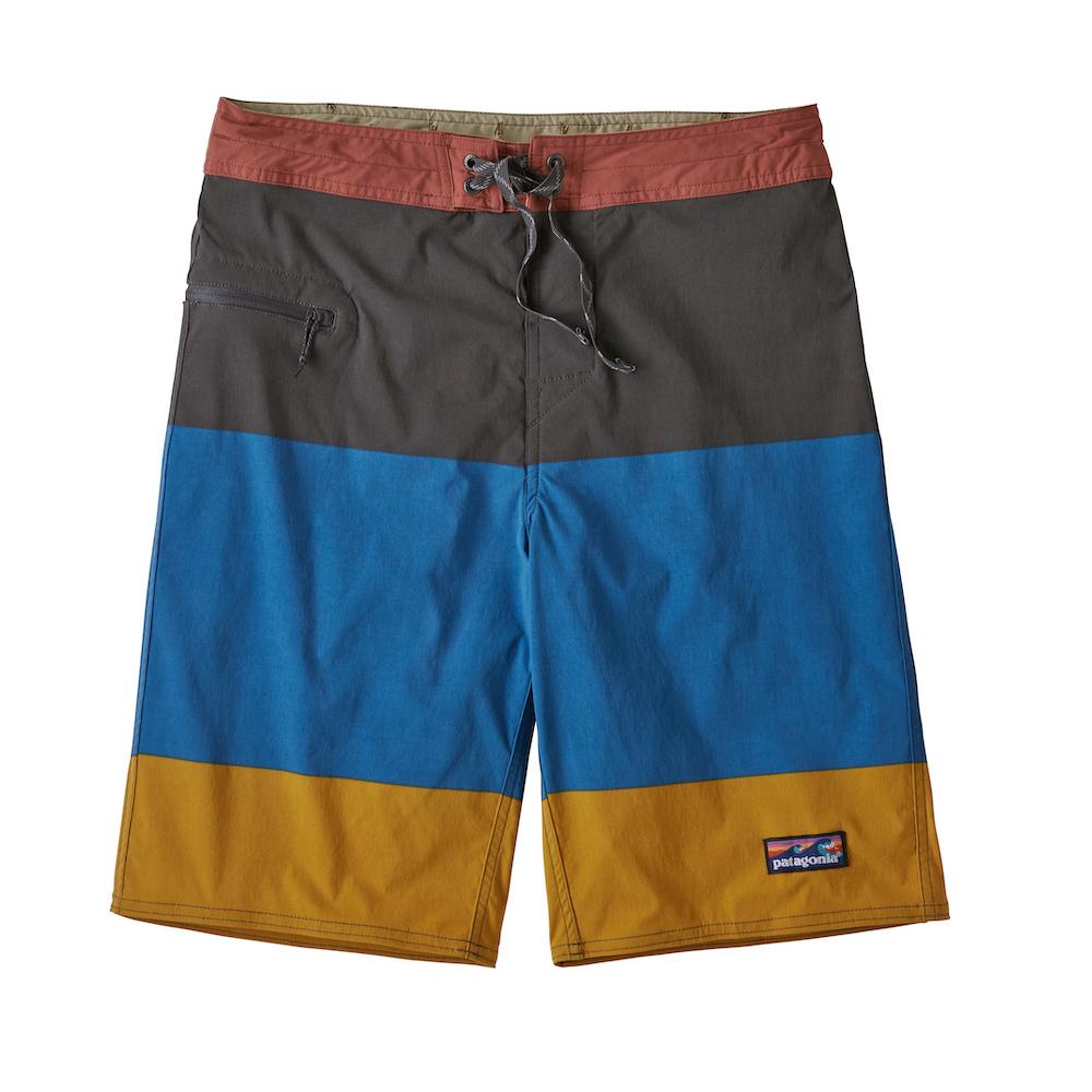 "Patagonia Stretch Wavefarer Boardshorts - 21"" - Maillot de bain homme"