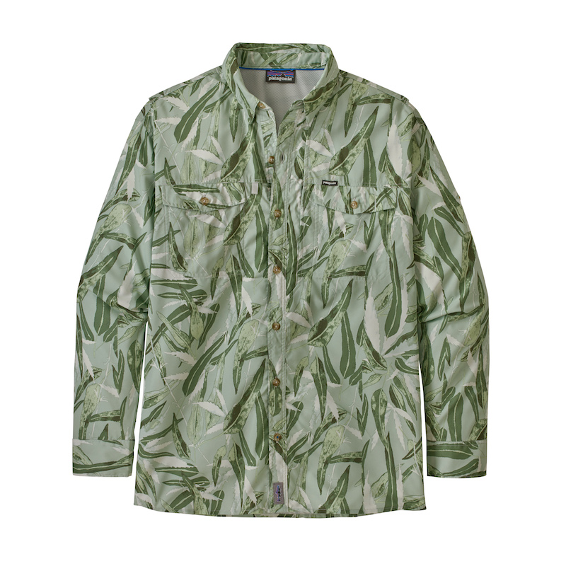 Patagonia L/S Sol Patrol II Shirt - Chemise randonnée homme