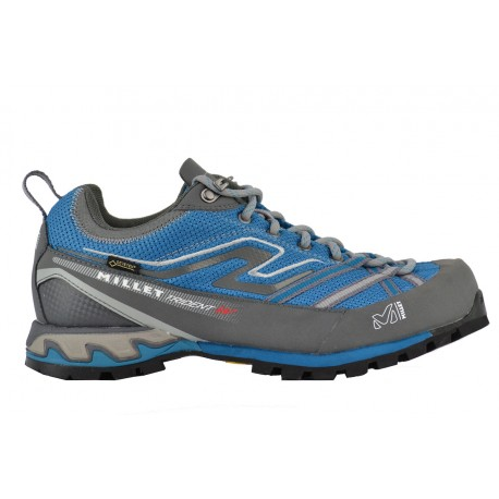 Chaussures Basses De Randonnée Millet Ld Sandstone Grey/blue Femme O6zO7