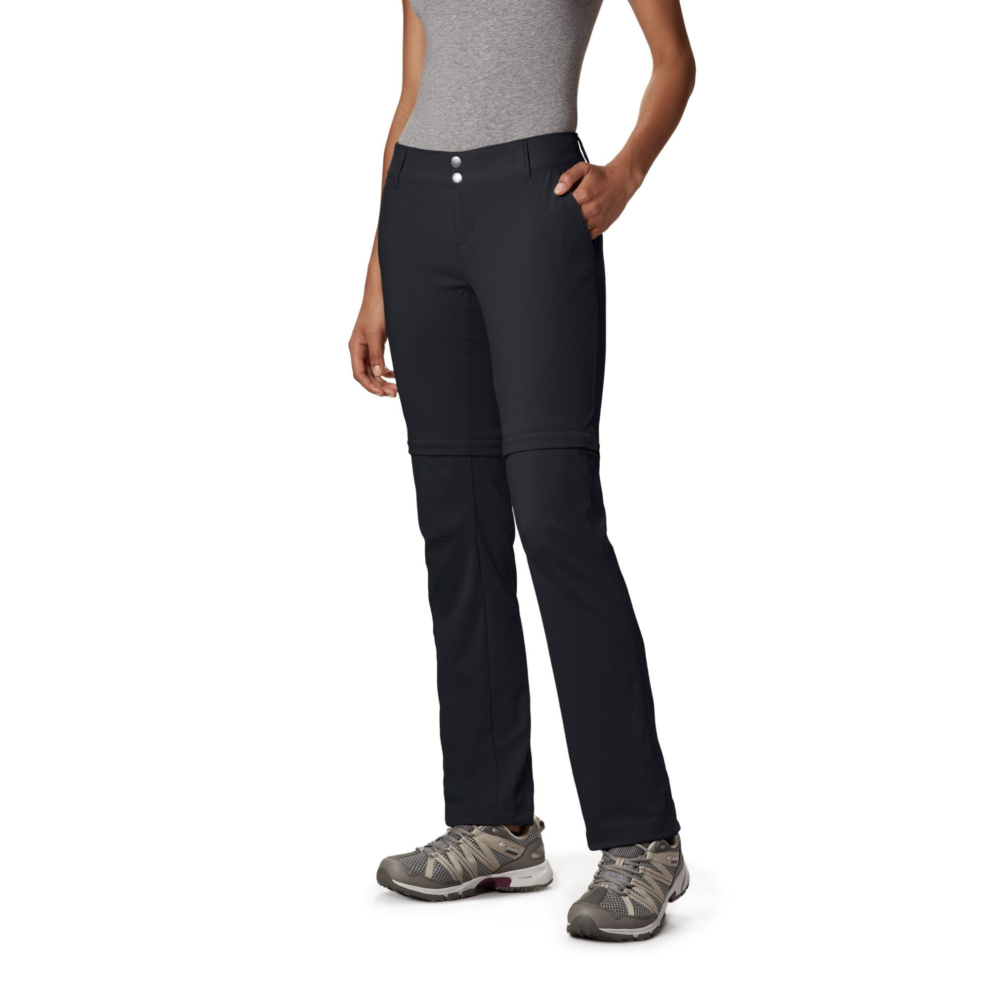 Columbia Saturday Trail II Convertible Pant - Pantalon randonnée femme