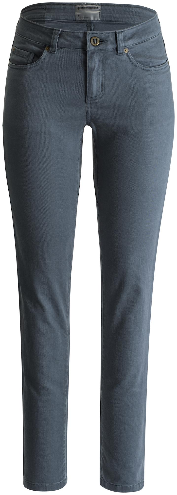 Black Diamond Stretch Font Pants - Pantalon escalade femme