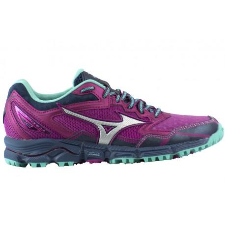 super Mizuno Chaussures de trail Wave Daichi 2 Pas Cher Et Agréable La Vente En Ligne Moins Cher tpEPyOP