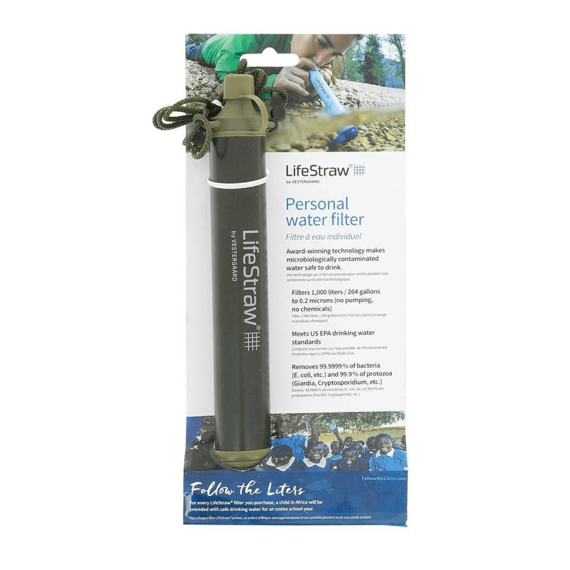 Lifestraw Lifestaw Personal - Filtre à eau