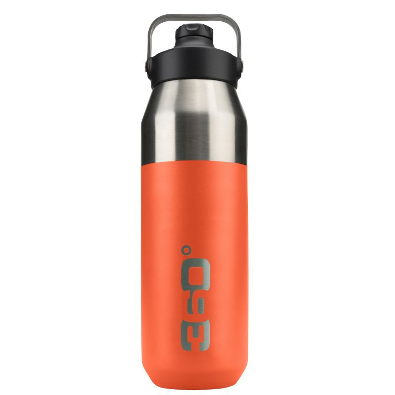 360° Bouteille Grande Ouverture Insulated Sipper Cap - Bouteille isotherme