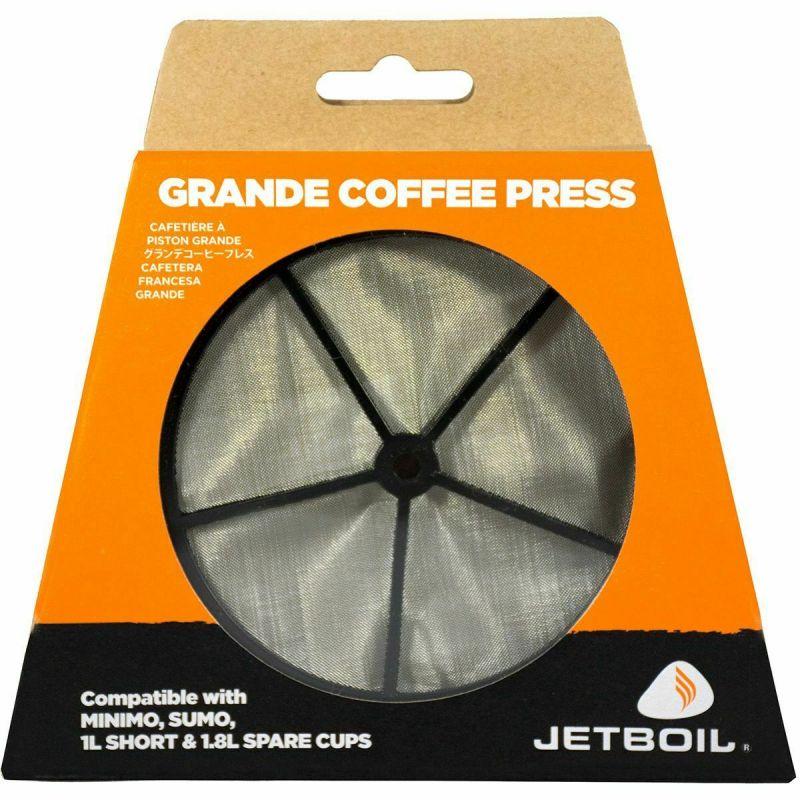 Jetboil Grande Coffee Press Silicone - Presse café