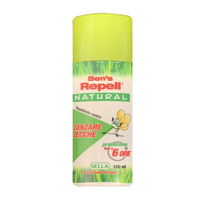 Sol Ben'S Naturel (30% Citirodiol) - Spray anti-insectes