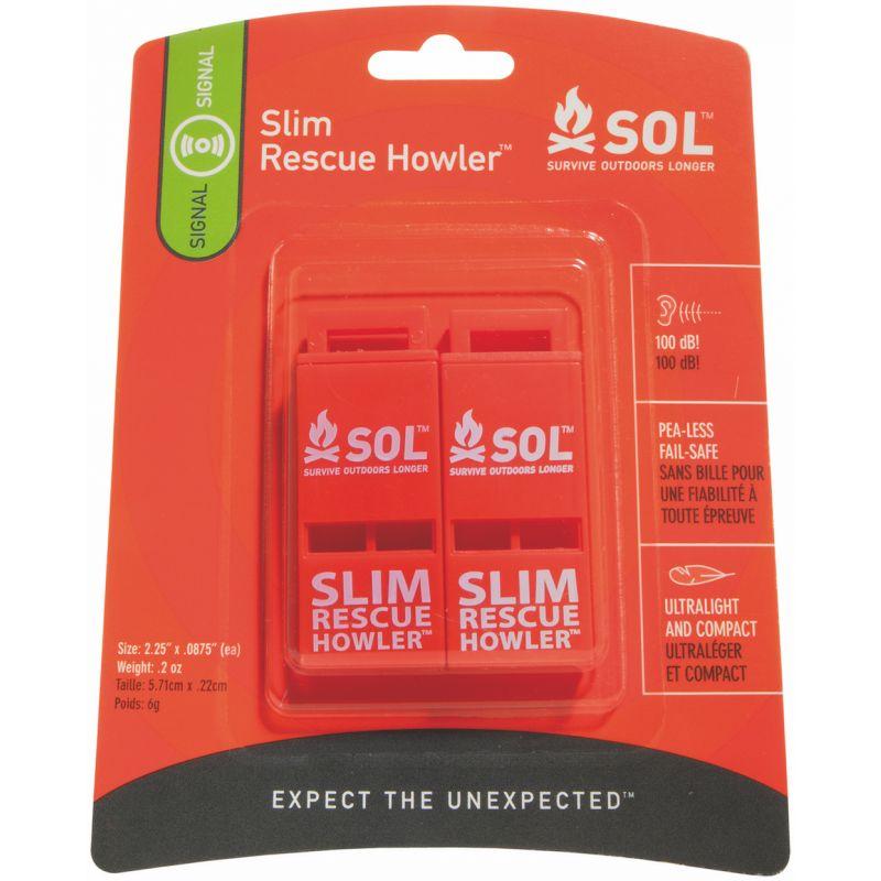 Sol Pack Sifflet 110 Db Slim - Pack sifflets