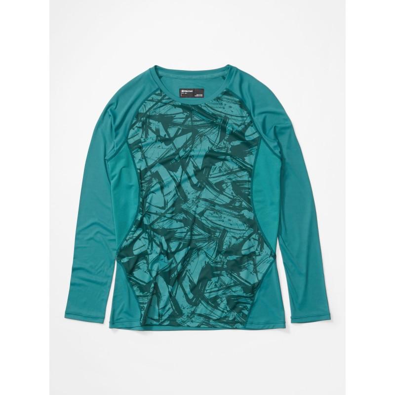 Marmot Crystal LS - T-shirt femme