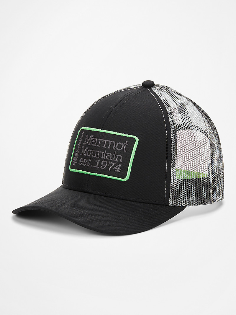 Marmot Retro Trucker Hat - Casquette