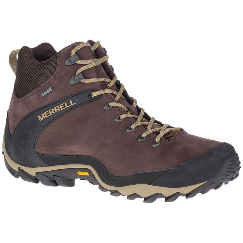 Bottes de Neige Homme Merrell Thermo Snowdrift Mid Shell Waterproof