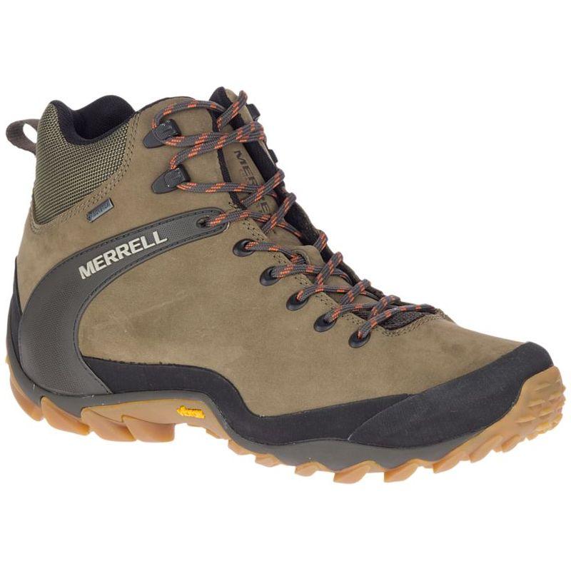 Merrell Cham 8 Ltr Mid GTX - Chaussures randonnée homme