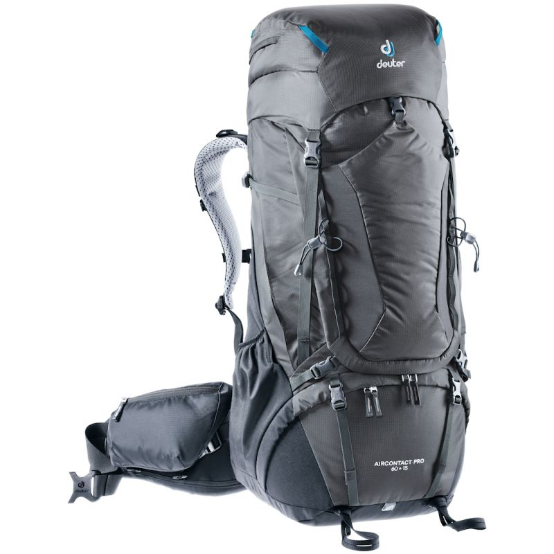 Deuter Aircontact PRO 60 + 15 - Sac à dos trekking