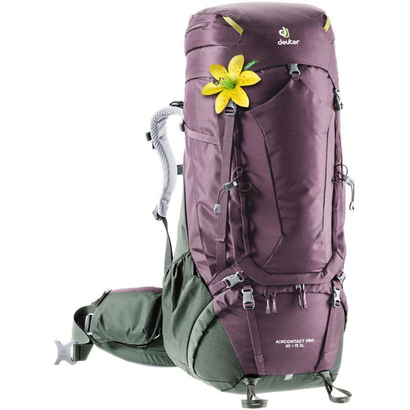 Deuter Aircontact PRO 65 + 15 SL - Sac à dos trekking femme
