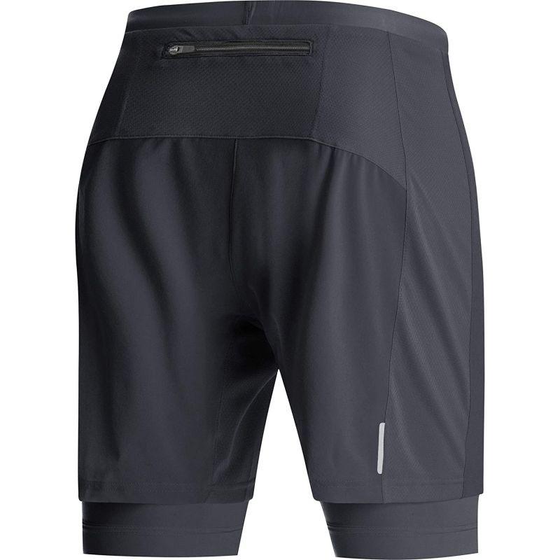 Gore Wear R5 2in1 Shorts - Short running homme