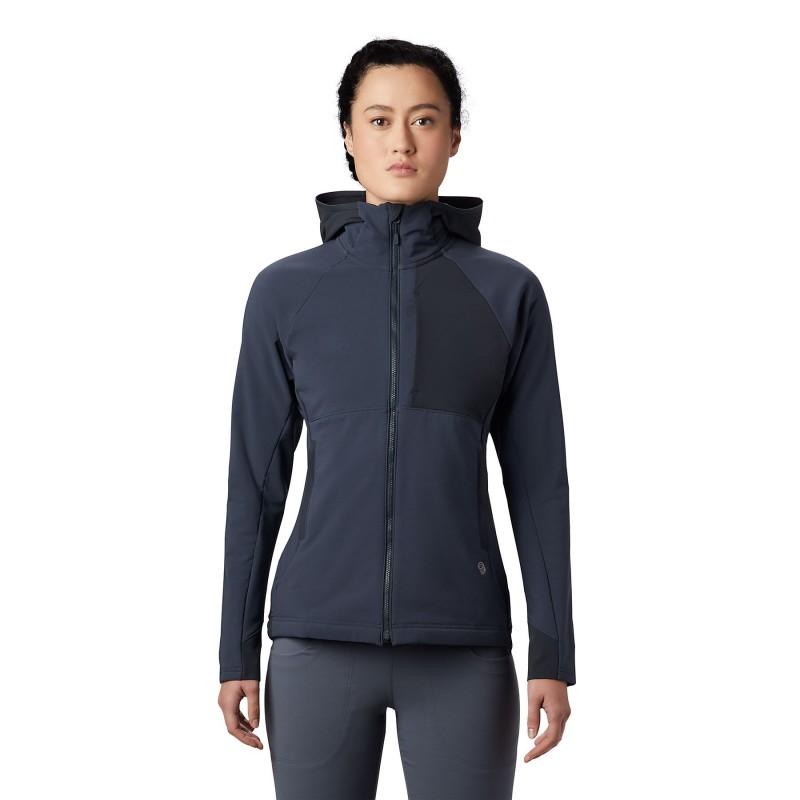 Mountain Hardwear Keele Hoody - Veste softshell femme