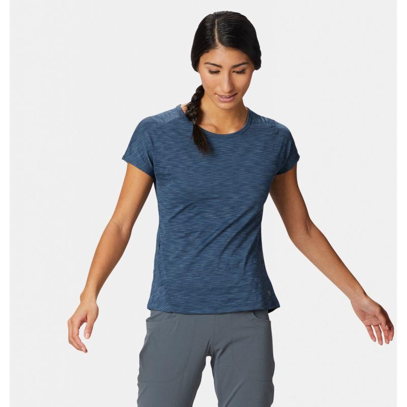 Mountain Hardwear Mighty Stripe Short Sleeve - T-shirt femme